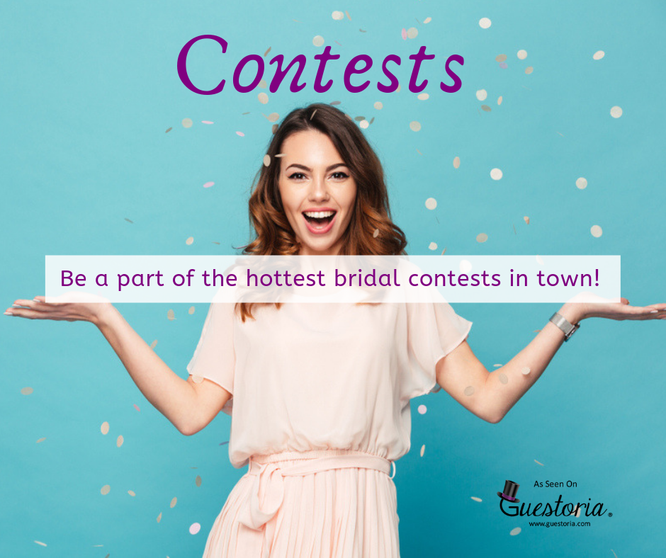 Official Bridal Contest Page Guestoria